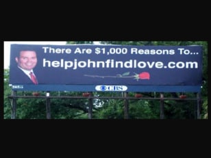 Image: John D. Smith's billboard in Orlando