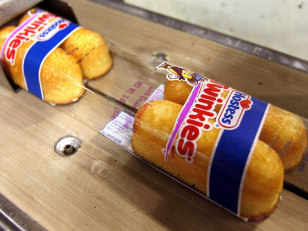 Image: Twinkies packages