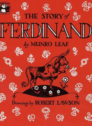 "Image: Cover of ""The Story of Ferdinand"""