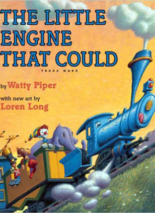 "Image: Cover of ""The Little Engine That Could"""