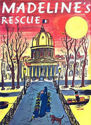 "Image: Cover of ""Madeline's Rescue"""