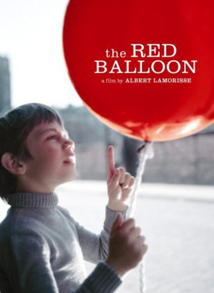 "Image: Cover of ""The Red Balloon"""