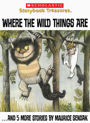 "Image: Cover of ""Where the Wild Things Are"""