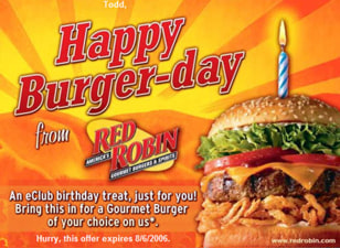 Image: Happy Burger-day
