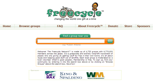 Image: Freecycle Network