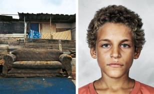 Image: Alex, 9, lives on the streets of Rio de Janeiro, Brazil