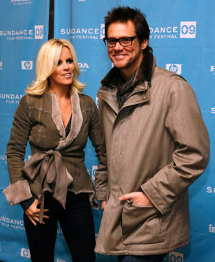 Image: Jim Carrey and Jenny McCarthy
