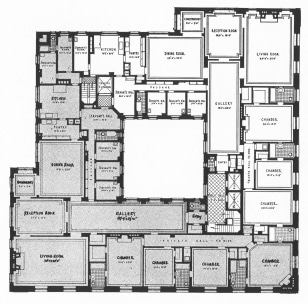 mr and mrs smith house floor plan | TheFloors.Co