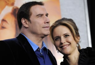 Image: Kelly Preston, John Travolta