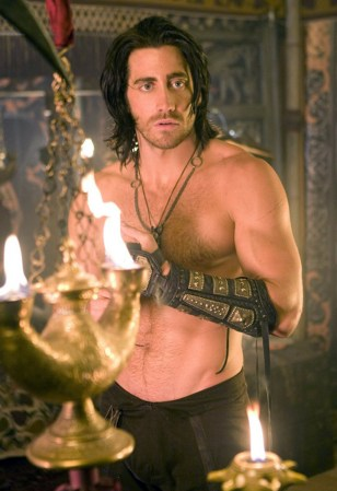 "IMAGE: Jake Gyllenhaal in ""Prince of Persia"""