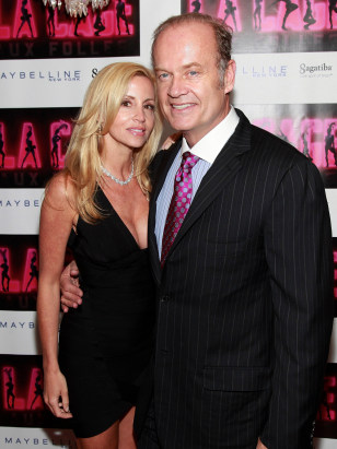 Image: Camille and Kelsey Grammer