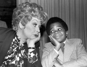 Image: Lucille Ball, Gary Coleman