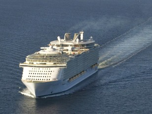 Image: Royal Caribbean's Allure of the Seas