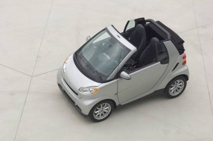 Image: Smart convertible