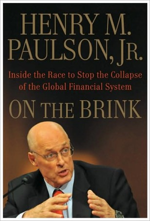 Read an excerpt of Henry Paulson's 'On the Brink' - Meet the Press