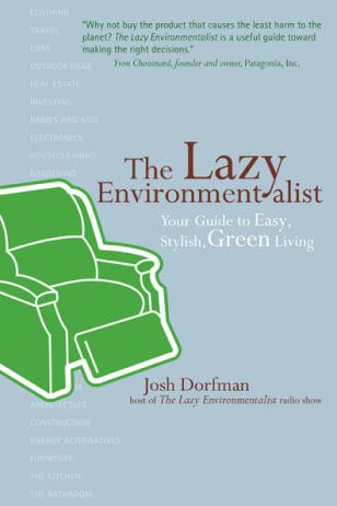 "Image: ""The Lazy Environmentalist"""