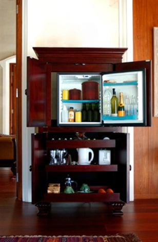 Image: Hotel mini-bar