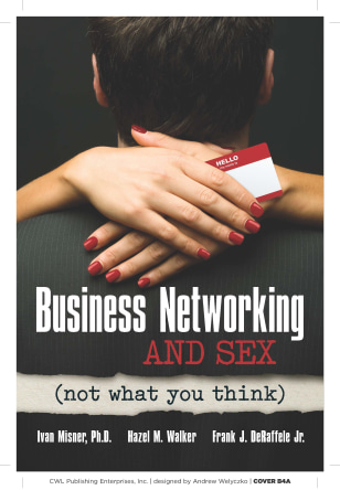 "Book cover: ""Business Networking and Sex"""