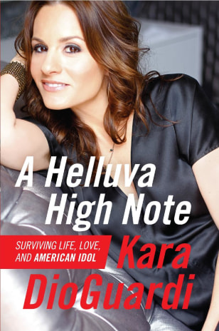 "Image: ""A Helluva High Note"" by Kara DioGuardi"