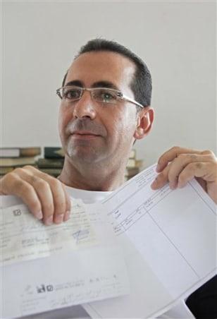 Image: Lebanese Wajih Shour, 34