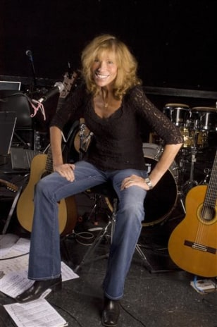 Image: Carly Simon