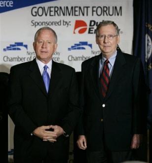 Image: Senator Mitch McConnell