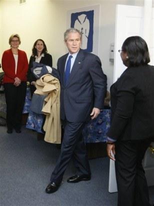 Image: President George W. Bush