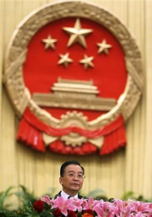 Image: Wen Jiabao