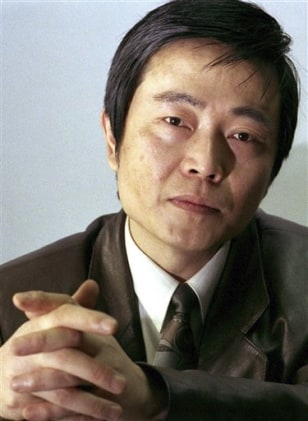 Image: China Dissident Huang Qi