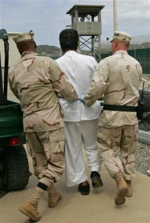 Image: Gitmo detainee