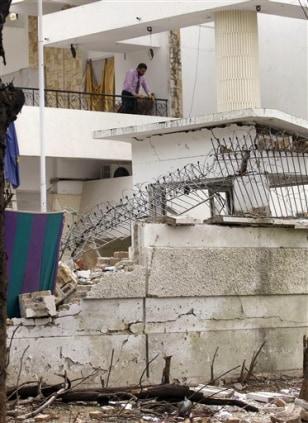 Image: Pakistan blast