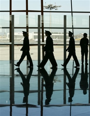 Image: Beijing's Terminal 3