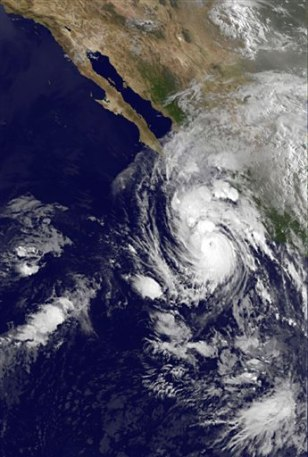 Image: Satellite view of Jimena