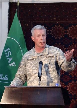 Image: U.S. General David McKiernan