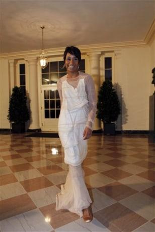 Image: White House Social Secretary Desiree Rogers