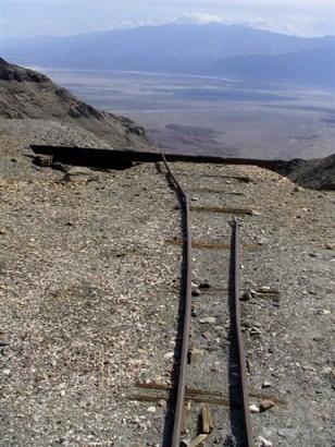 Image: Death Valley mine