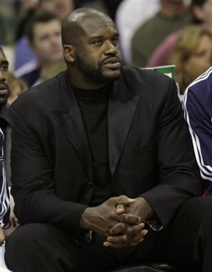 Image: Shaquille O'Neal