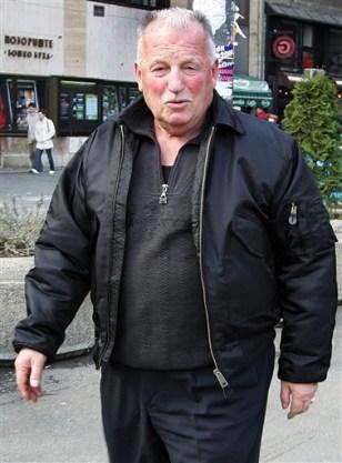Serbian Nikola Kavaja