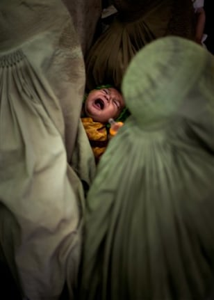 Image: Pakistani baby