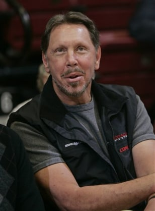 Image: Larry Ellison