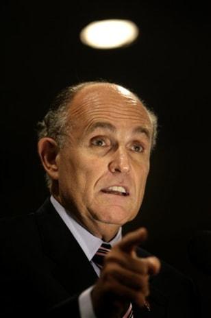 Former Mayor Rudy Giuliani, R-N.Y.C.