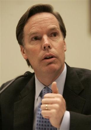 IMAGE: Undersecretary of State Nicholas Burns