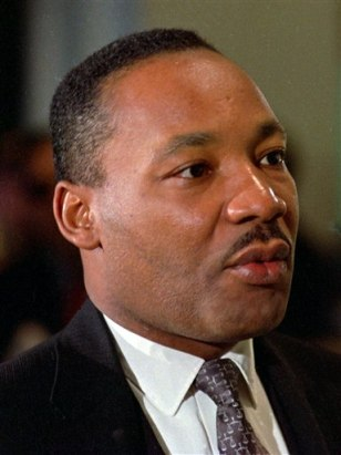 Image: Dr. Martin Luther King, Jr.