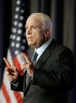 McCain 2008 Obama