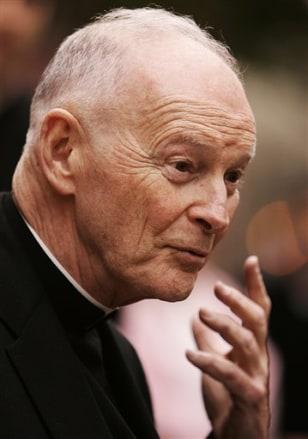 Image: Cardinal Theodore E. McCarrick