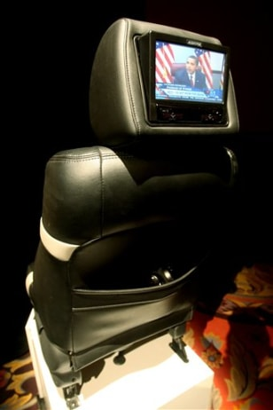 Gadget Show Car TV