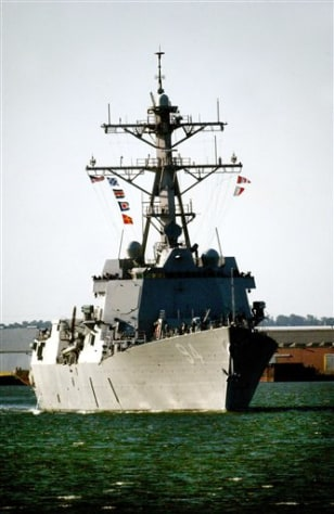 IMAGE: NAVY SHIP