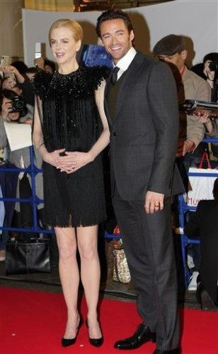 Image: Nicole Kidman, Hugh Jackman