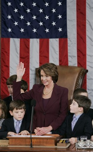 House Speaker Rep. Nancy Pelosi, D-CA,
