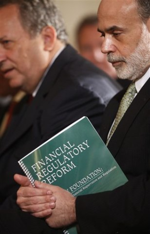 Image: Bernanke